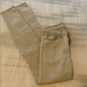 Women's J Brand Jeans skinny leg sz25